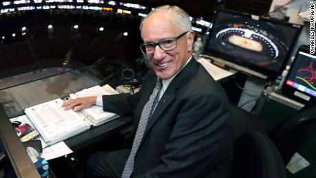 Mike 'Doc' Emrick retiring as hockey play-by-play broadcaster
