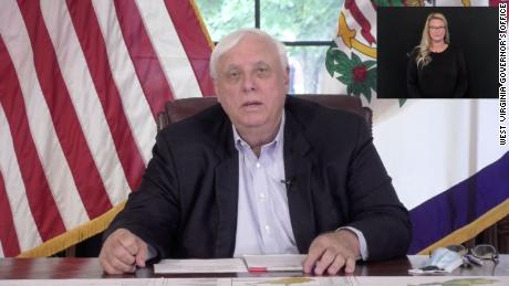 At least 18 West Virginia Covid-19 outbreaks linked to church services, governor says