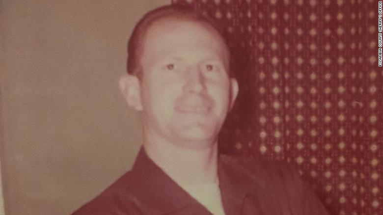 35 years after his murder, a victim is identified -- because of his belt buckle