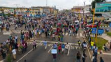 24-hour curfew imposed on Lagos amid anti-police brutality protests in Nigeria