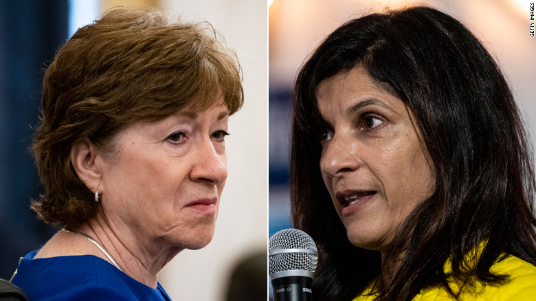 Susan Collins: 'I do not believe systemic racism is a problem in the state of Maine'