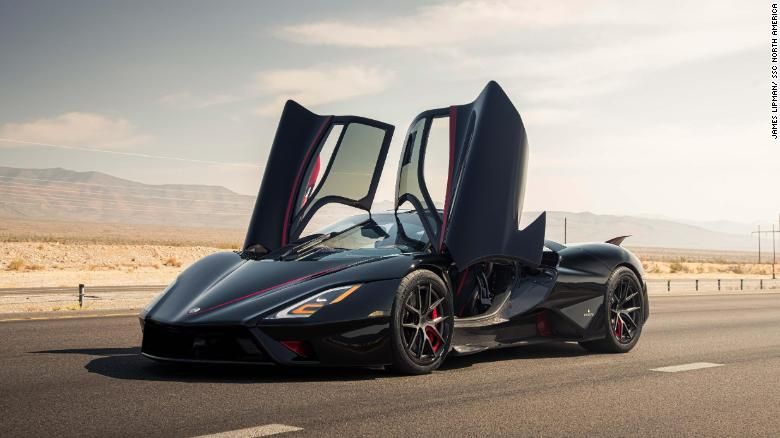 SSC will retry Tuatara top-speed record after doubts over initial attempt