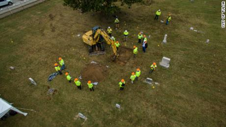 Investigators have made multiple discoveries this week after an unsuccesful excavation in July.