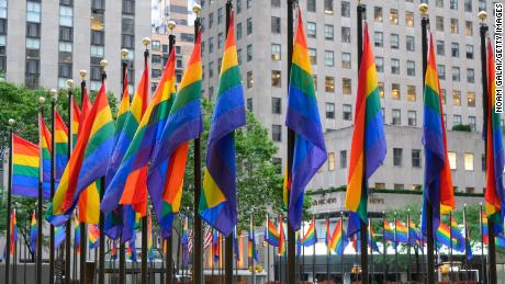 70% of Americans support same-sex marriage -- a new high -- a new survey finds