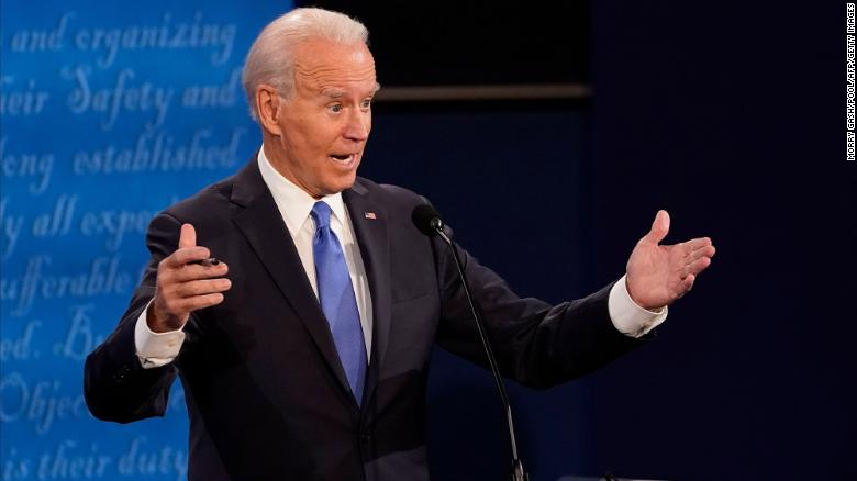 Biden says coronavirus vaccine must be 'freely available to everyone'