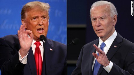 Trump fails to get the game-changing moment he wanted in final debate with Joe Biden