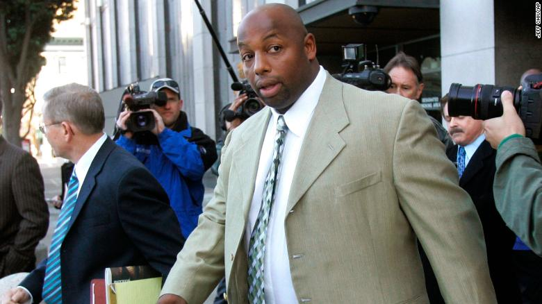 Former NFL player Dana Stubblefield sentenced to prison for 2015 rape
