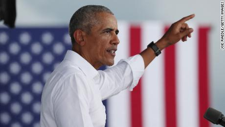 Obama memoir confronts role his presidency played in Republican obstructionism and Trump's rise