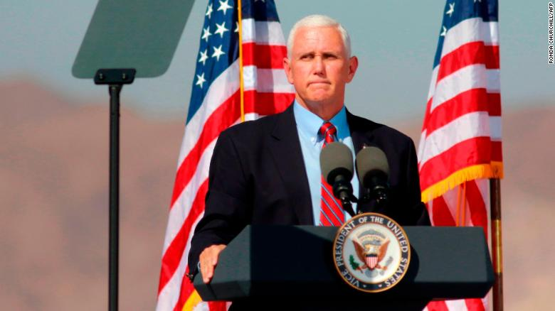 3 of Pence's aides, including his closest adviser, said to contract COVID