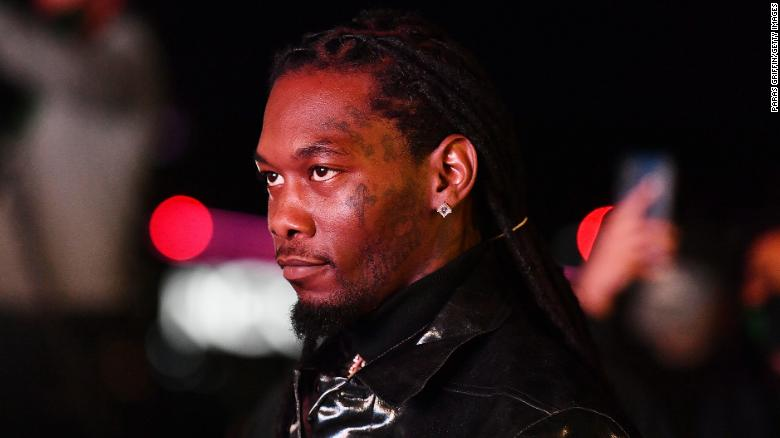 Rapper Offset detained and released by police after an incident in Beverly Hills