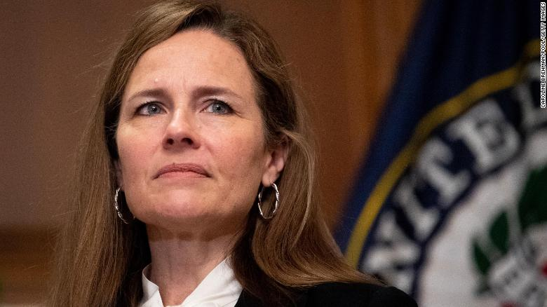 White House set to hold swearing-in ceremony for Amy Coney Barrett