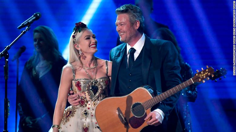 Gwen Stefani and Blake Shelton are engaged: 'Yes please!'