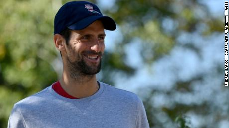 Novak Djokovic targets Pete Sampras' year-end world No. 1 record in Vienna