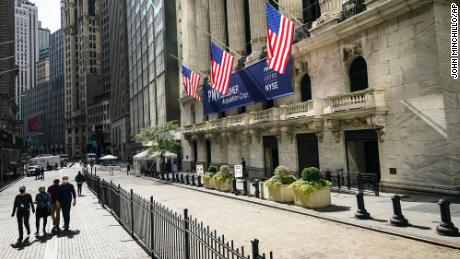 US stocks rise sharply as election results keep trickling in