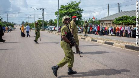 Opposition in Zanzibar says candidate detained, people shot ahead of vote