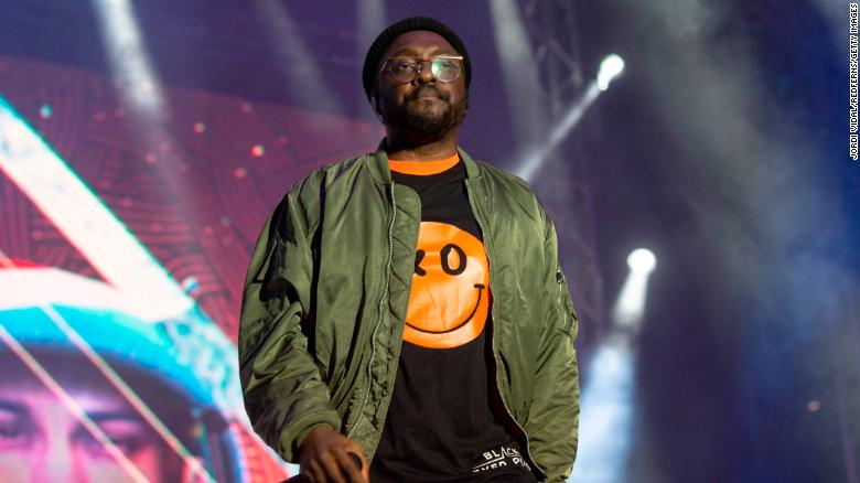 Will.i.am hopes 'LOVE' will drive voters to the polls