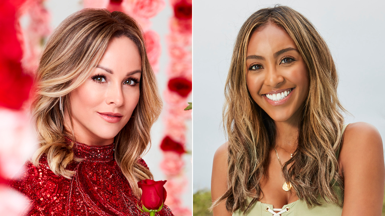 'The Bachelorette': Clare Crawley cries and Tayshia Adams emerges