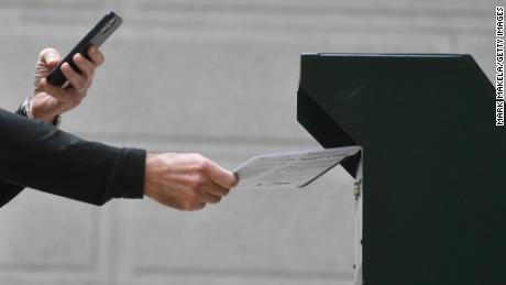 More than a third of registered voters have already voted