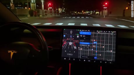 'I'm not drunk, it's my car:'  Tesla's 'full self-driving' gets mixed reviews