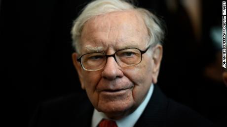 Warren Buffett is now worth $100 billion