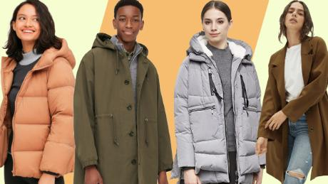 24 winter coats under $  150 to buy before they sell out (CNN Underscored)