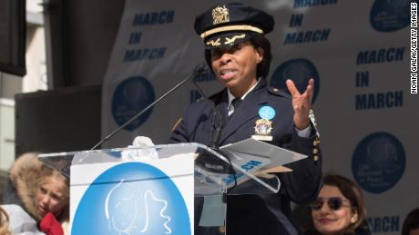 The NYPD will have a Black woman as its chief of patrol for the first time