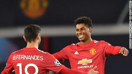Marcus Rashford scores a hattrick on the pitch and causes the UK government turmoil off it
