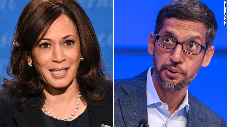 What it reveals when senators repeatedly mispronounce the names of Kamala Harris and Sundar Pichai