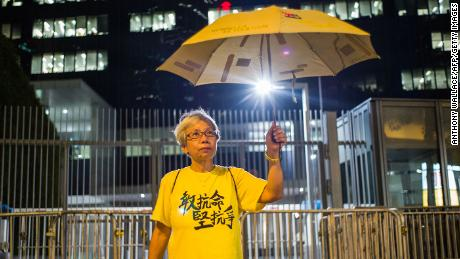 'Everyday was terrible': 64-year-old Hong Kong protester on detainment