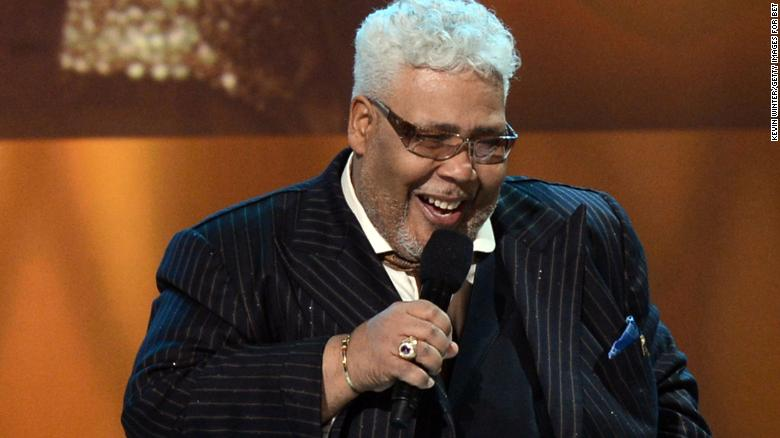 Gospel legend Bishop Rance Allen dies at age 71