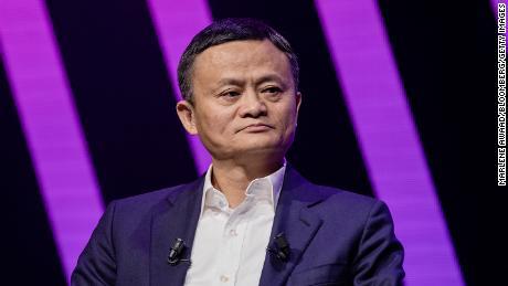 جک ما از گروه مورچه تماس گرفت تا پیش از عرضه IPO با تنظیم کننده های چینی صحبت کند