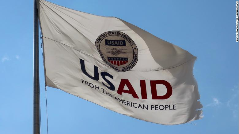 Acting head of USAID tests positive for Covid-19