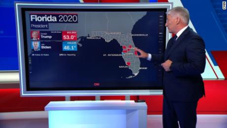 Florida election: John King breaks down the results