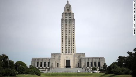 Louisiana lawmakers send anti-trans sports ban to governor, who is likely to issue a veto