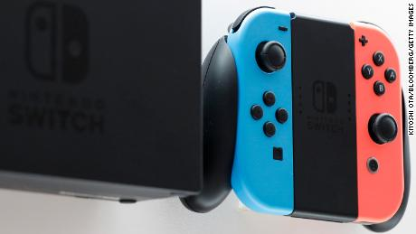 Nintendo profits jump 200% as Switch sales continue to sizzle