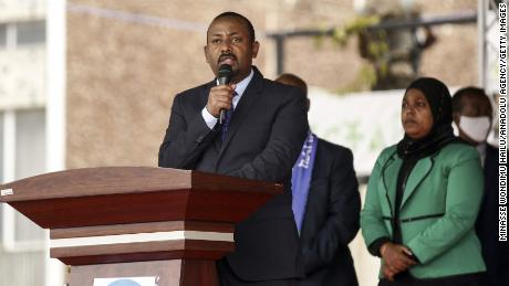 Ethiopia's Abiy resists diplomatic pressure to halt offensive