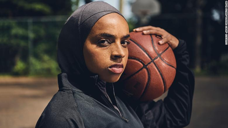 This Muslim basketball player refused to take off her hijab, opening new doors for athletes of other faiths