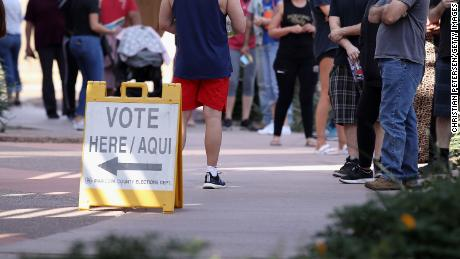Arizona Republican lawmakers join GOP efforts to target voting, with nearly two dozen restrictive voting measures