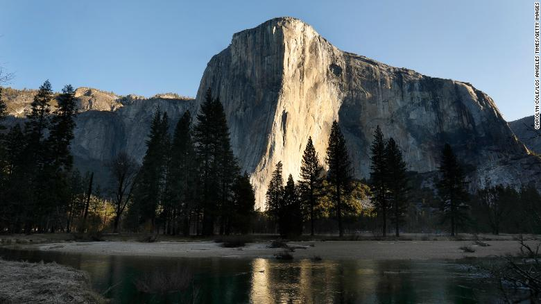 Emily Harrington becomes the first woman to free-climb El Capitan in under 24 ure