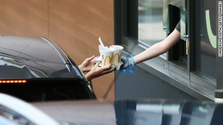 McDonald's announces new chicken sandwich and 'McPlant' burger