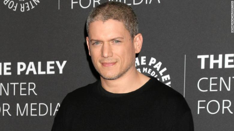 Wentworth Miller escapes 'Prison Break' role, no longer wants to play straight characters