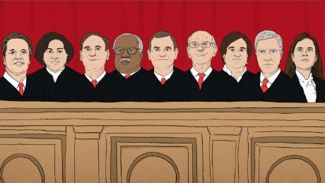 The Supreme Court's latest ruling exposes personal fissures among the nine justices