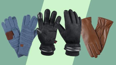 The warmest gloves to keep your hands toasty this winter (CNN Underscored)