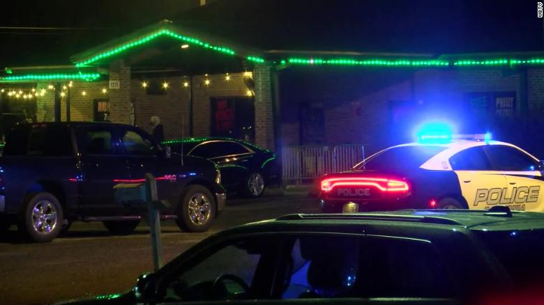 Two off-duty officers and four patrons are shot at North Carolina nightclub