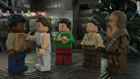 'The Lego Star Wars Holiday Special.'