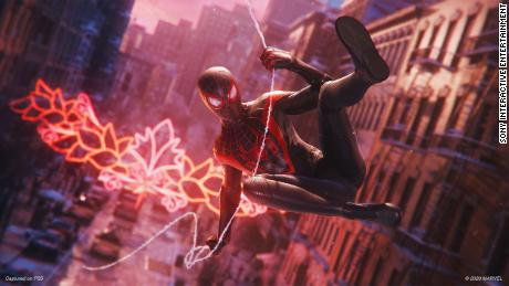 Marvel's Spider-Man: Miles Morales&인용; was released on Nov. 12 for PlayStation 4 and the new PlayStation 5.
