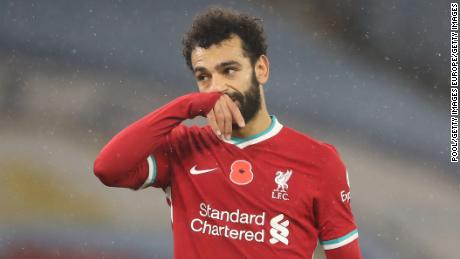Salah set to miss Leicester game after positive test in Egypt