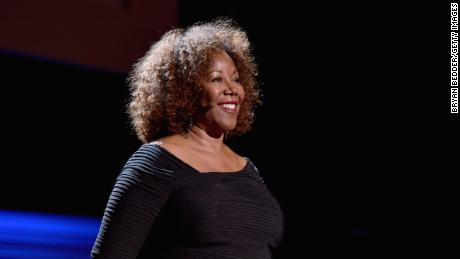 Ruby Bridges speaks onstage at Glamour'에스 2017 Women of The Year Awards at Kings Theatre in November 2017 뉴욕에서.