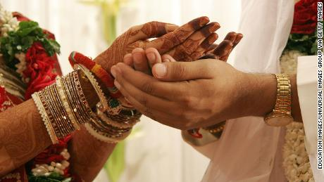 Young Indian couples are now meeting online and spending more time getting to know each other before getting married.