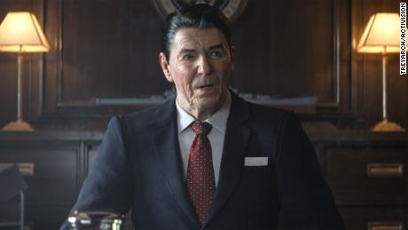 """Ronald Reagan in """"Call of Duty: Black Ops Cold War."""""""
